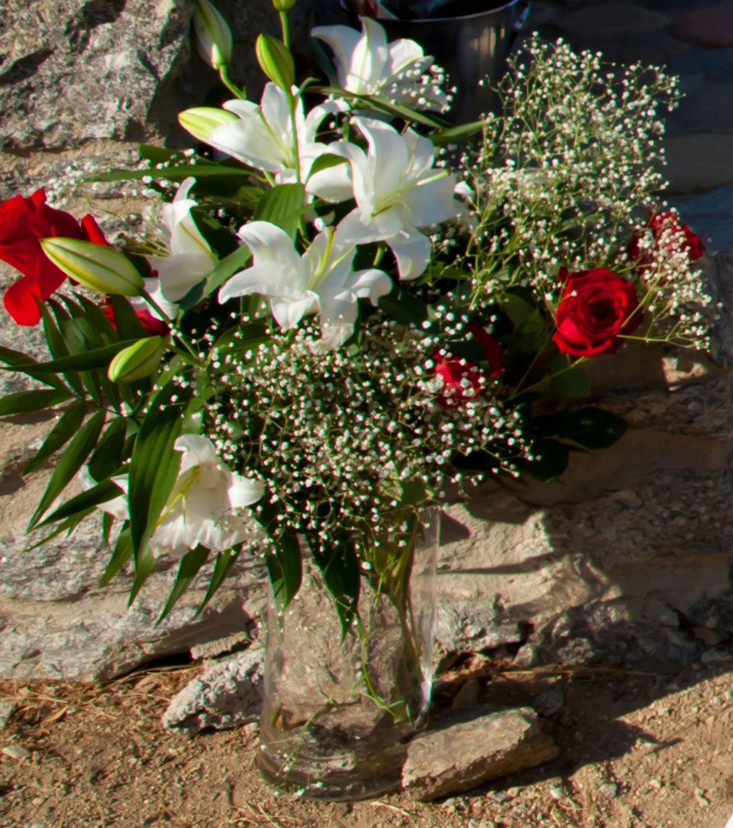 Flowers Decoration Mykonos Wedding Package 22
