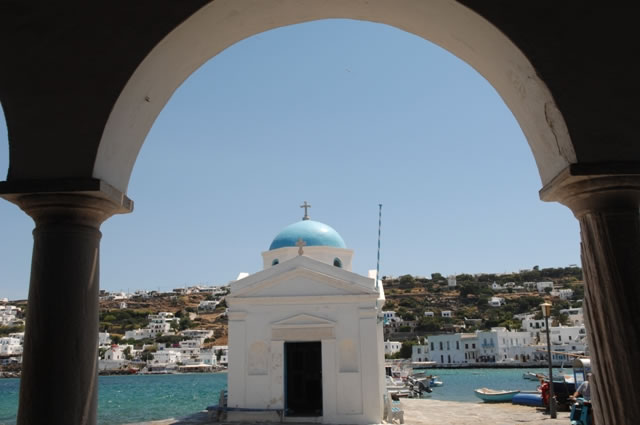 Mykonos Wedding Package 013