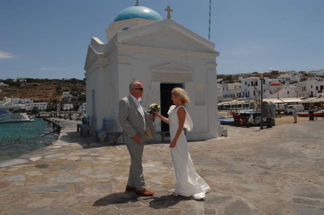 Mykonos Wedding Package 014