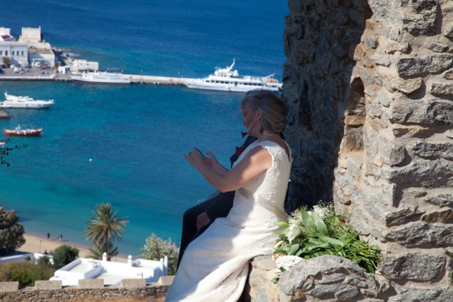 Mykonos Wedding Package 034