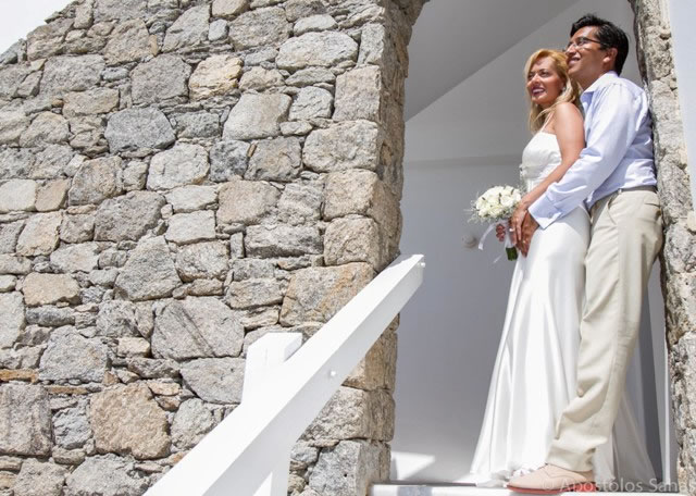 Mykonos Wedding Package 043