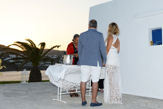 Mykonos Wedding Package 075