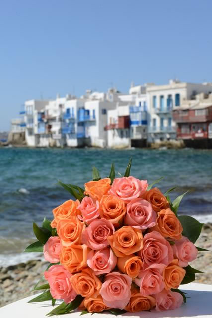 Mykonos Wedding Package 087