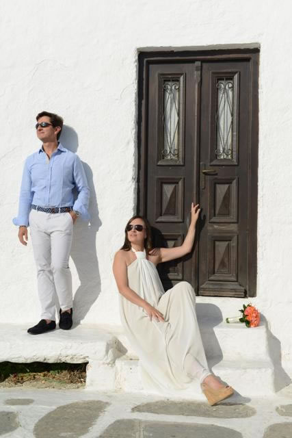 Mykonos Wedding Package 095