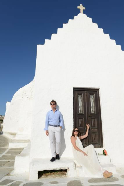 Mykonos Wedding Package 096