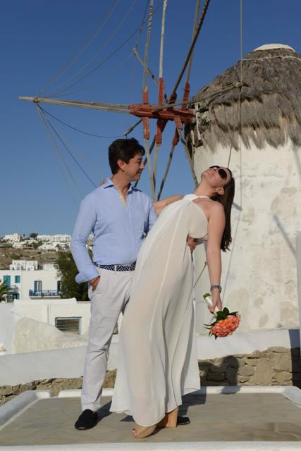 Mykonos Wedding Package 102