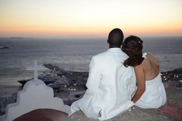 Mykonos Wedding Package 107