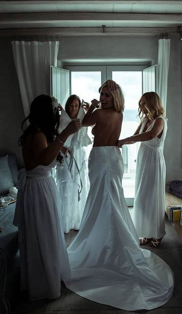 Mykonos Wedding Package 114