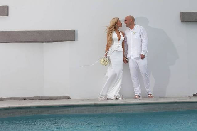 Mykonos Wedding Package 121