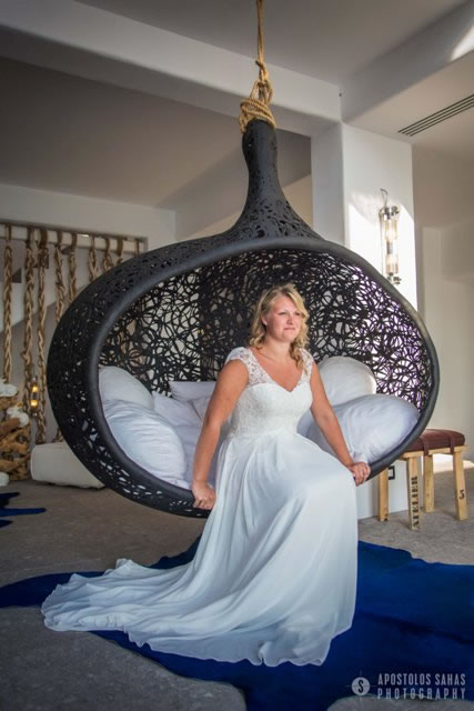 Mykonos Wedding Package 125