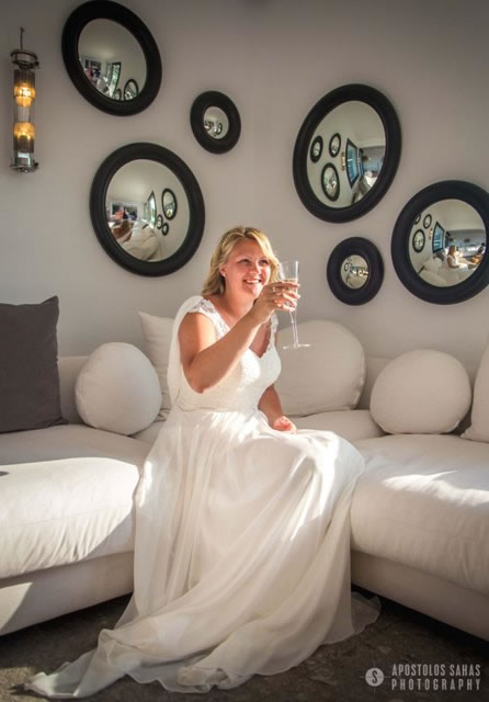 Mykonos Wedding Package 127