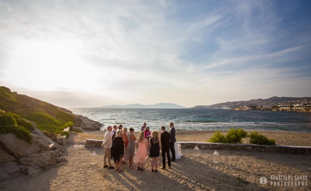 Mykonos Wedding Package 133