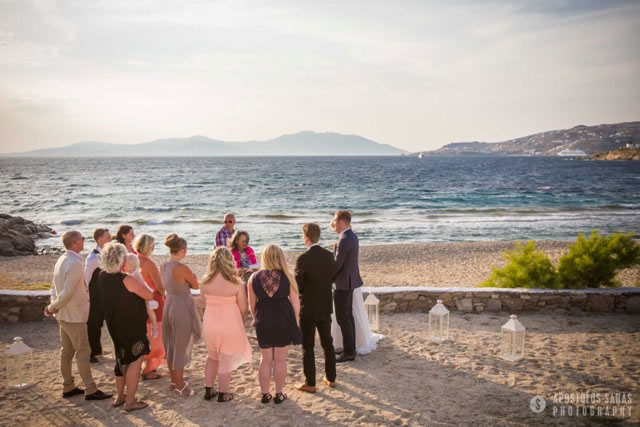 Mykonos Wedding Package 134