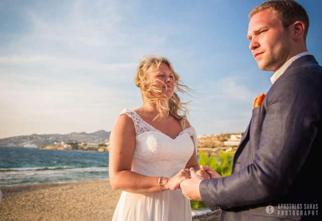 Mykonos Wedding Package 135