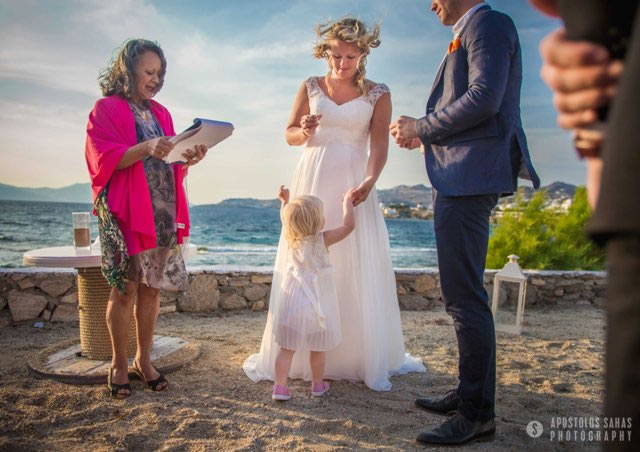Mykonos Wedding Package 137