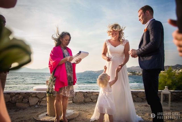 Mykonos Wedding Package 138