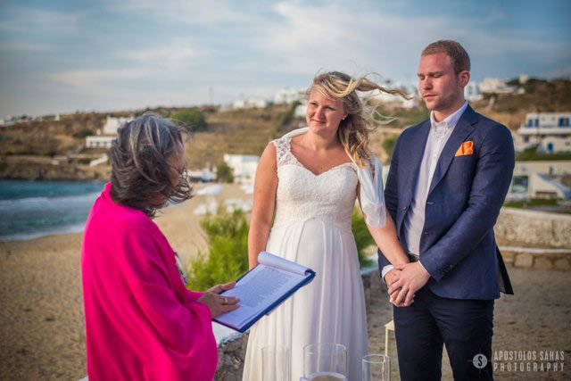 Mykonos Wedding Package 141