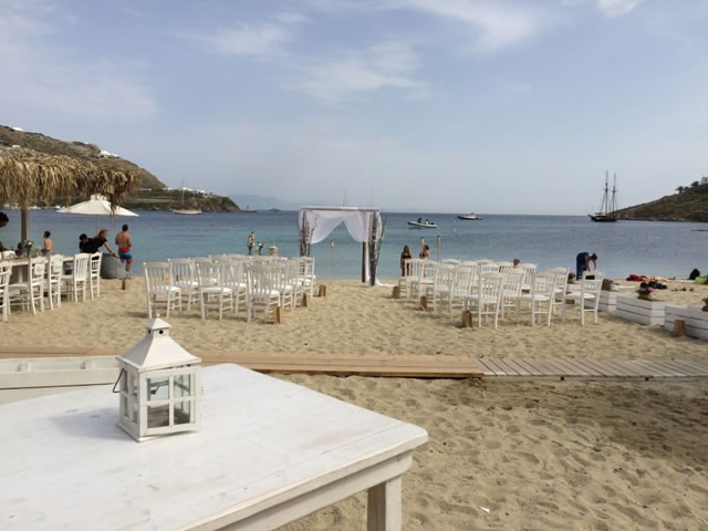 Mykonos Wedding Package 151